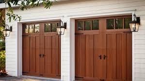 Wood Garage Doors Scarborough